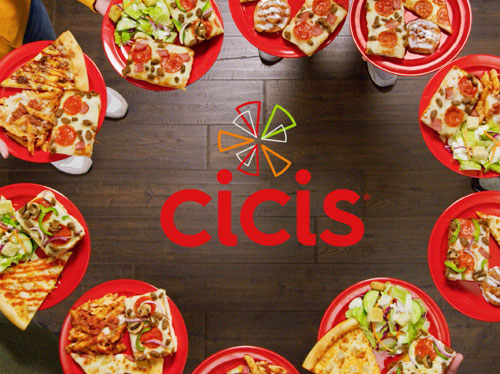 Cici's Pizza / Pan Pizza