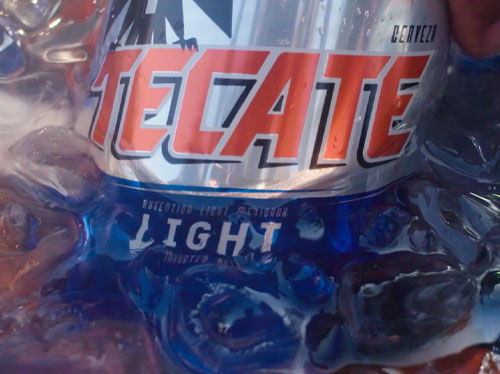 Tecate / Summertime