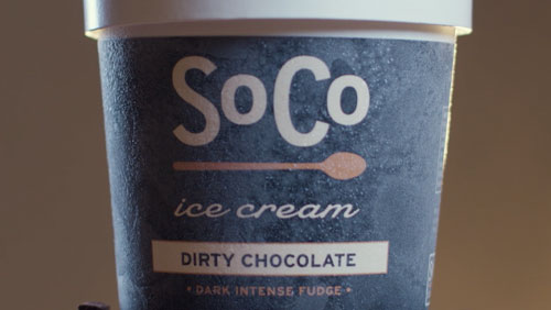 SoCo Creamery / Dirty Chocolate