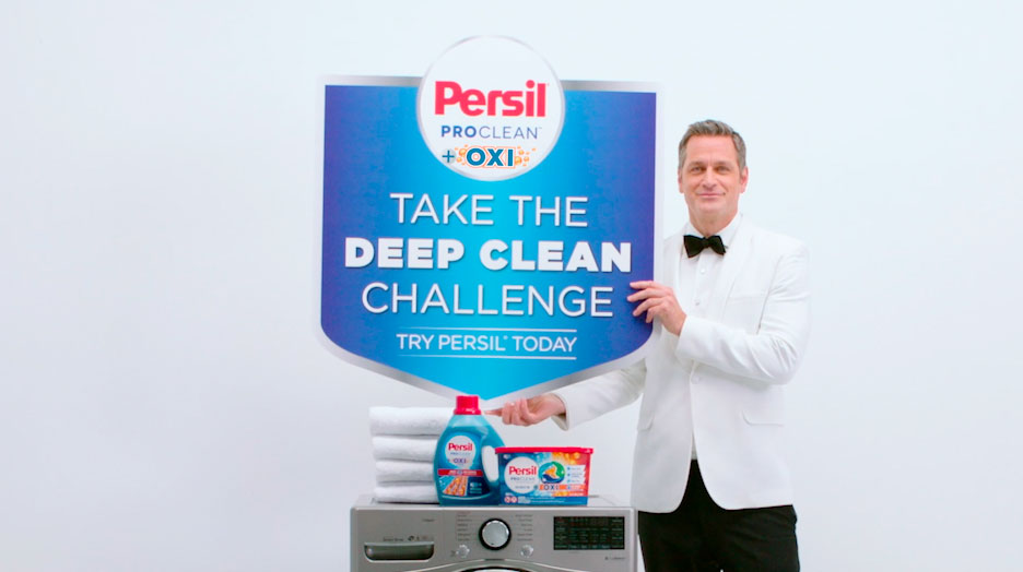 Persil / Deep Clean Challenge